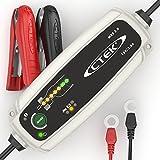 CTEK MXS 3.8 Vollautomatisches Ladegerät mit Countdown-Display (Ladung, Erhaltungsladung und...