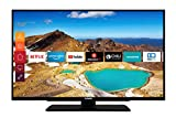 Telefunken XU55G521 140 cm (55 Zoll) Fernseher (4K Ultra HD, Triple Tuner, Smart TV, HDR10, Prime...