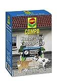 Compo Hunde- und Katzen-Stop, Fernhaltemittel zum Schutz vor Verunreinigungen, Granulat mit...