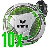 Sarango Sport Erima Senzor Lite 350 Fußball Kinder 10er Ballpaket inkl. Ballsack NEU