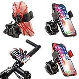 XQxiqi689sy Universal-Halterung für Motorradlenker/Mountainbike, für Handy/GPS Einheitsgröße...