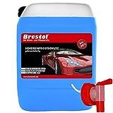 Brestol Scheibenfrostschutz 30 Liter gebrauchsfertig -20 °C inkl. Auslaufhahn 61 mm -...