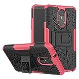 niter Schutzhülle für LG X Stil, Hartschale, PC, weich, TPU, dünn, Militärqualität,...