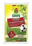 COMPO Rasen-Langzeitdnger, 3 Monate Langzeitwirkung, Feingranulat, 20 kg, 800 m