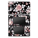 DeinDesign Skin kompatibel mit Nintendo 3 DS Aufkleber Sticker Folie Roses Rosen Blumen