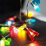 Led-Lichterketten Englisches Alphabet Licht Frohe Weihnachten Alles Gute Zum Geburtstag Hochzeit Bar...