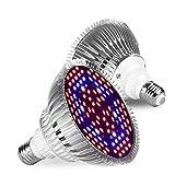 WPPKED LED Vollspektrum Pflanzenlicht Zimmerpflanzenwachstum Lichtquelle Für Den Innengartenbau...