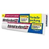 Blend-a-dent Complete Original Super-Haftcreme, 3er Pack (3 x 70 g)