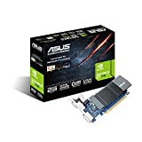 ASUS NVIDIA GeForce GT710-SL-2GD5-BRK Grafikkarte (Nvidia, PCI-E 3.0, 2GB DDR5 Speicher, 1xHDMI,...