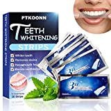 Bleaching Stripes,White Stripes,Zahnaufhellung Zahn Bleaching Strips,no-slip technology für Weiße...