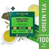 Grüne Teeblätter aus dem Himalaya (100 Teebeutel), 100% natürlicher Gewichtsverlust-Tee,...
