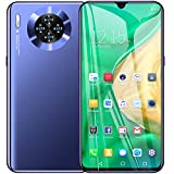 SUQIAOQIAO Mata30pro HD Waterdrop Screen-Handy, 4G RAM 64GB ROM 6.3' Android 8.1 8MP + 13MP...
