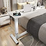 VBARV Höhenverstellbares Sofa Computertisch, tragbarer Laptop-Schreibtisch, Computerständer,...