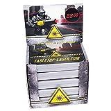 5er Pack - Linienlaser für Tabletop Spiele. Helle und gut sichtbare Laserlinie für das Anzeigen...