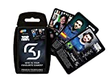 SK Gaming - Quartett Top Trumps - Kartenspiel