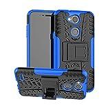 niter Schutzhülle für LG X Power 2/K10 Power/LV7, Hartschale, PC, weich, TPU, dünn,...