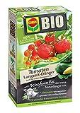 COMPO BIO Tomaten Langzeit-Dnger fr alle Arten von Tomaten, 5 Monate Langzeitwirkung, 750 g