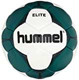 Hummel Erwachsene Smu Elite HB Handball, weiß (White/Green), 2
