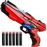 Spielzeugpistole, Swonuk Toy Gun, Spielzeugblaster, Soft Bullet Toy Gun Kinder & Erwachsene für...