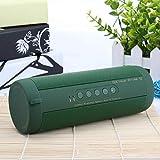 DTTKKUE Stilvolle intelligente Bluetooth Musik-Woofer wasserdicht beweglichen im Freien...