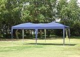 CharaVector Pop-Up-Pavillon für Outdoor-Aktivitäten, für Partys, Hochzeiten, gewerbliche...