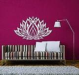 hetingyue Aus der Mandala Blume wandtattoos Dekoration Vinyl Kunst tapete kreatives Design...