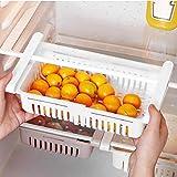 Yanten Kühlschrank Schubladen Adjustable Kühlschrank Storage Rack Kühlschrank Schublade Regal...
