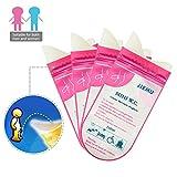 Hete-supply Einweg-Urinal, 4Stück, Unisex-Urin-Beutel, Mini-WC, Tasche, Auto, Pee Urinal Vomit...