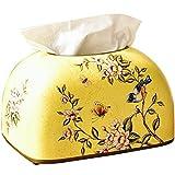 Priority Culture Kosmetiktücherbox, Taschentuchbox, Tissuebox Chinesischer Kreativer Keramischer...