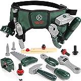 geyiieToys Kinderwerkzeug Werkzeug Werkzeugkasten Kinder Spielwerkzeug Kinder Werkzeugkoffer Set...