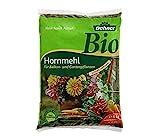 Dehner Bio Dnger, Hornmehl, fr Balkon- und Gartenpflanzen, 5 kg, fr ca. 50 qm