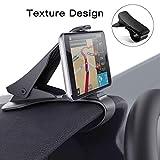 Modohe Handyhalterung Auto, KFZ Armaturenbrett Universal rutschfest Handyhalter für iPhone11...