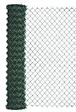 GAH-Alberts 604714 Maschendraht-Geflecht, grün, 1000 mm Höhe, 15 m Rolle, Maschenweite 60 x 60 mm,...