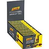 PowerBar Power Gel Shots mit Kohlenhydraten - Energie Gummis - 75 mg Koffein - Cola (16 x 60 g)