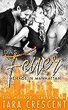 Das Feuer: Ein Ménage-Liebesroman (Ménage in Manhattan 2)