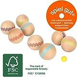 Small Foot 12029 Boule Active aus FSC 100%-zertifiziertem Holz, für Kinder ab 3 Jahren,...