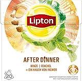 Lipton Kräutertee After Dinner Pyramidenbeutel 20 Stück