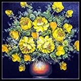 SBNKYQSL Kreative Mandala Blume Tier Aangel Fee Wunderland Make-Up Mädchen Diamant malerei mosaik...