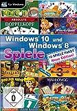Windows 10 und Windows 8 Spiele - Neue Edition (PC)