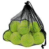 Philonext 12 Stck Tennisblle mit Mesh Tragetasche Tennisblle frs Training, Tennis bungs Ball mit...