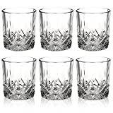 Queensway Whiskyglser, in Geschenkbox, 6 Stck, 6x Pompeii Whiskey Tumblers