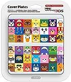 New Nintendo 3DS Zierblende 027 (Animal Crossing-Gesichter)