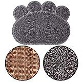 GRANDLIN Futternapf-Matten für Haustiere, niedliche Krallenfütterung, wärmeisoliert, für Hunde...