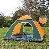 Zelt Outdoor Camping Zelt Zusammenklappbar Automatisches Zelt 3-4 Personen Strandzelt Einfaches...