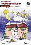 Die schönsten Weihnachtslieder, Notenausg. m. Audio-CDs, Für Querflöte, m. Audio-CD