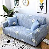 1/2/3/4 Sitzer Sofabezug Sofaüberwurf Stretch weich elastisch farbecht Sommergras 3 Sitzer...