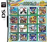 482 Spiele in 1 NDS Game Pack Card Super Combo Kartusche für NDS DS 2DS New 3DS XL