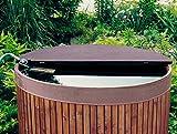 Beckmann FADE60 Deckel für Regenfass 600 Liter