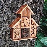 Heritage Fix On Insektenhotel Holz Nest Heim Bienenzucht Käer Garten Marienkäfer Box 2630