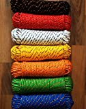 Festmacherleine 4 - 16 mm, Festmacher, Rope, Seil, Band, Seile, Polypropylen Seil, Polypropylenseil,...
